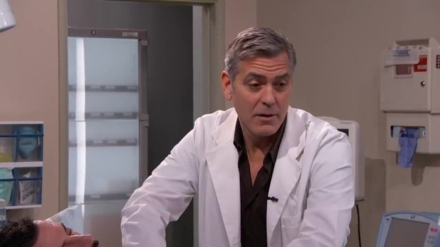 """E.R."" Cast Reunion with George Clooney and Jimmy Kimmel"