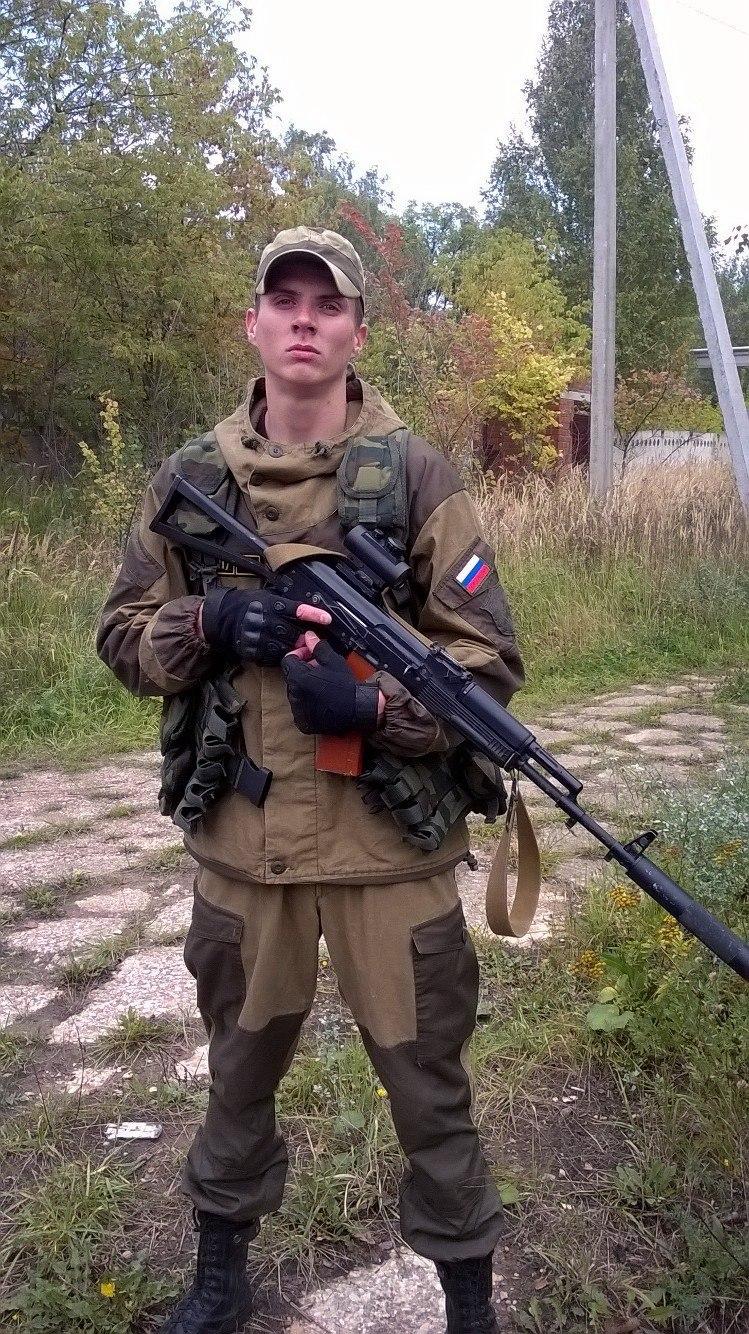 Alexander, 22, St Petersburg
