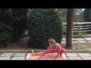 Суставная гимнастика для ног Разминка перед поперечным шпагатом Articular exercises for legs