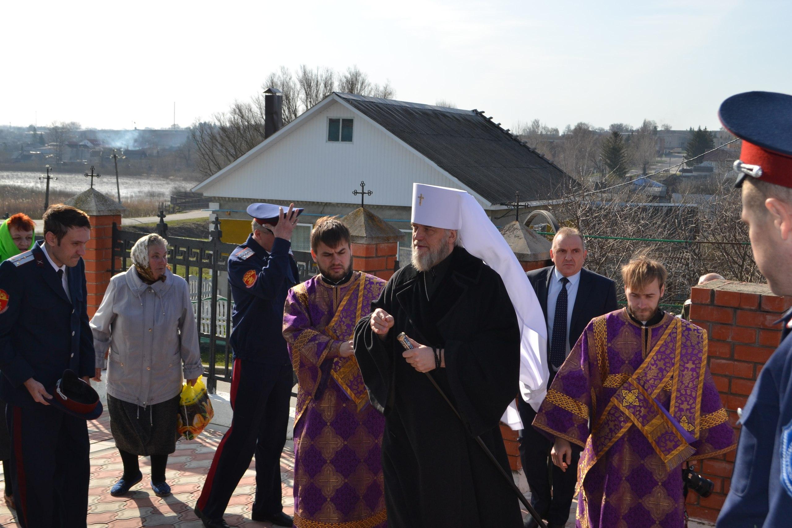 4 марта(Воскресение) 9.00 в Успенском храме п.Медвенка состоится Архиерейское Богослужение.