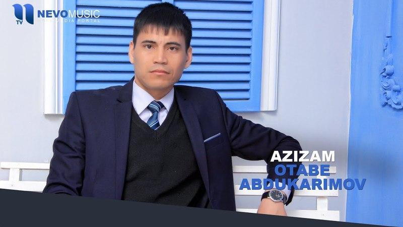 Otabek Abdukarimov - Azizam   Отабек Абдукаримов - Азизам (disco version)