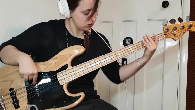 Time Won't Wait (Jamiroquai) Bass