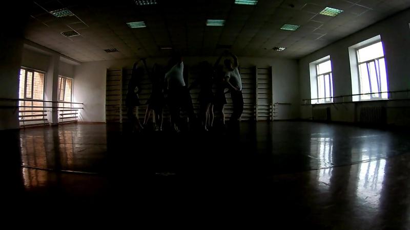 народно сценический танец 2 курс 4 семестр 2017