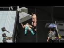 O`Leary vs Skullson WWE 2K16 King of the Ring
