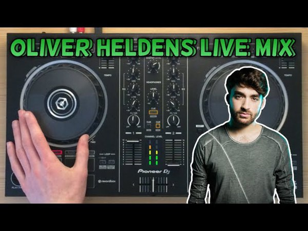 Oliver Heldens Live Mix | Pioneer DDJ-RB