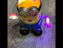 Миньон танцующий свет звук Размер 28*12 см Цена 540 рублей В наличии
