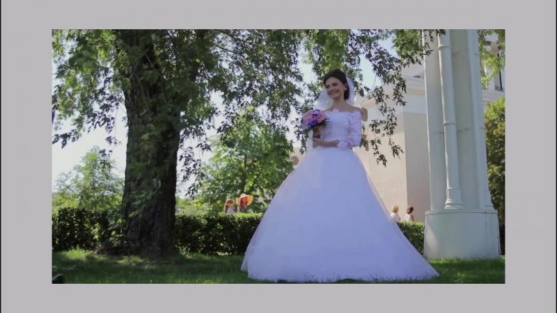Трогательная история любви Хотите быть в главной роли заказывайте съемку бракосочетания в нашей студии