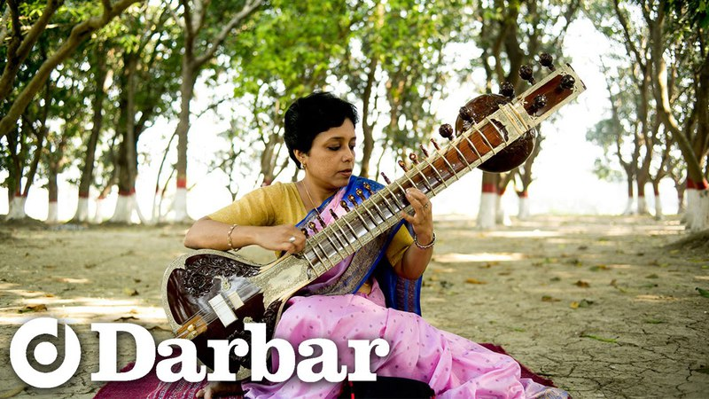 Mesmerising sitar by Mita Nag | Raga Suha Kanada | indian instrumental music