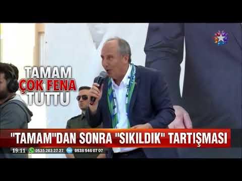 Cumhurbaşkanı Erdoğan Gençler sıkıldınız mı dedi Twitterda SIKILDIM Furyası başladı