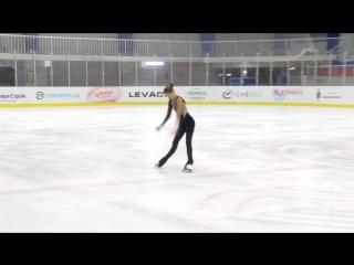 Зональные соревнования Первенства России по фигурному катанию на коньках среди юношей и девушек СФО и ДФО (старший возраст)