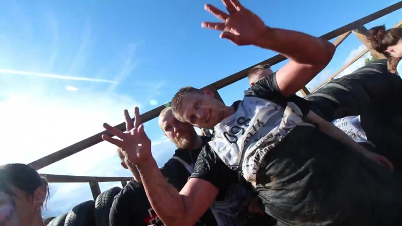 Бойцы MMA на ГОНКЕ ГЕРОЕВ