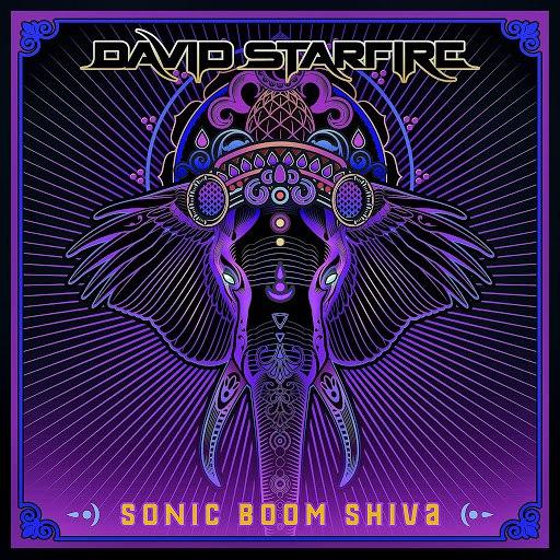 David Starfire альбом Sonic Boom Shiva