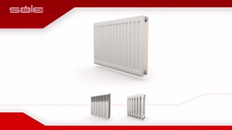 Стальные панельные радиаторы Sole - от компании КОТЛОВ