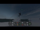 Take on helicopters свободное падение с 5000 м