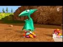 Le Dino Train - 17 Des Fleurs Pour Maman
