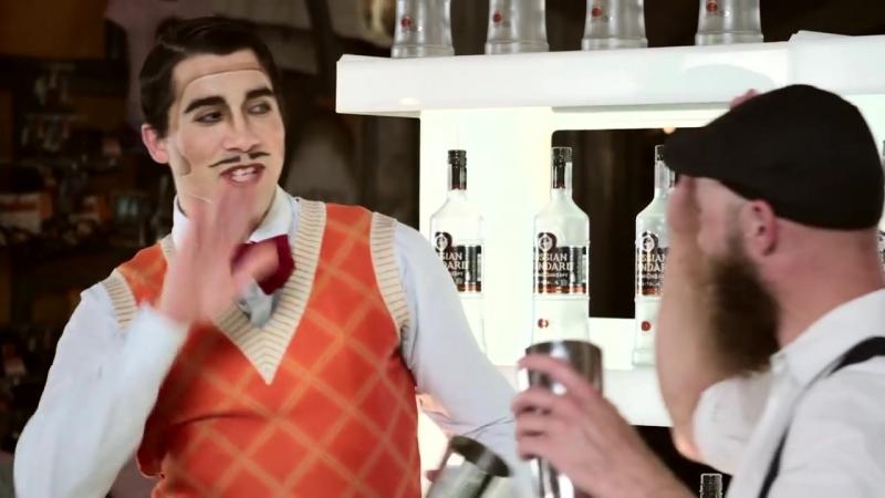 PART 2_ KURIOS Juggler vs Bartender _ Dueling Masters _ Episode 2 _ Cirque du Soleil