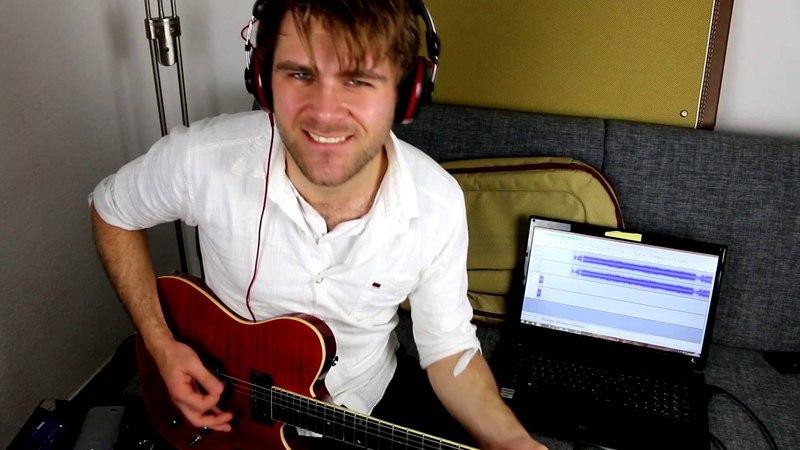 UNBOXING - Fender Custom Telecaster FMT HH CRT - (German Audio English Subs) I 1080p HD