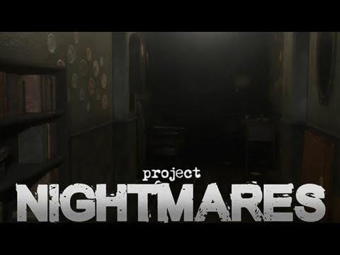 Project Nightmares - Trailler PC