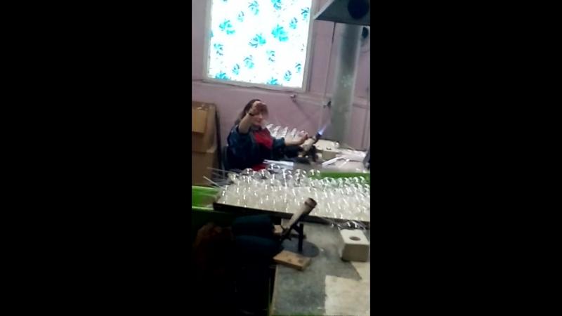 Изготовление ёлочных игрушек!(Фабрика игрушек)Брянская область,г.Карачев