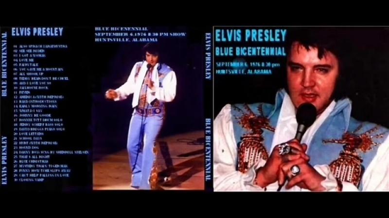 ELVIS - Blue Bicentennial