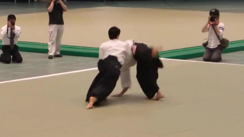Suzuki Toshio Shidoin - 53rd All Japan Aikido Demonstration