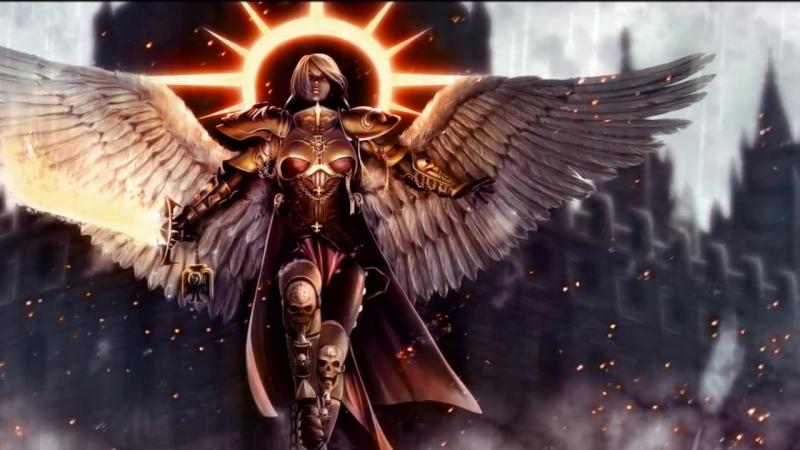 Warhammer 40,000 Sisters of Battle Tribute - Joan - Heather Dale