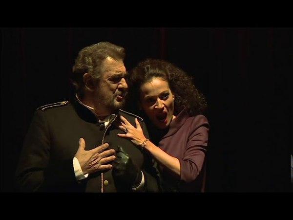 Davinia Rodríguez sings Nel dì della vittoria... Vieni t'affretta! (Verdi's Macbeth)