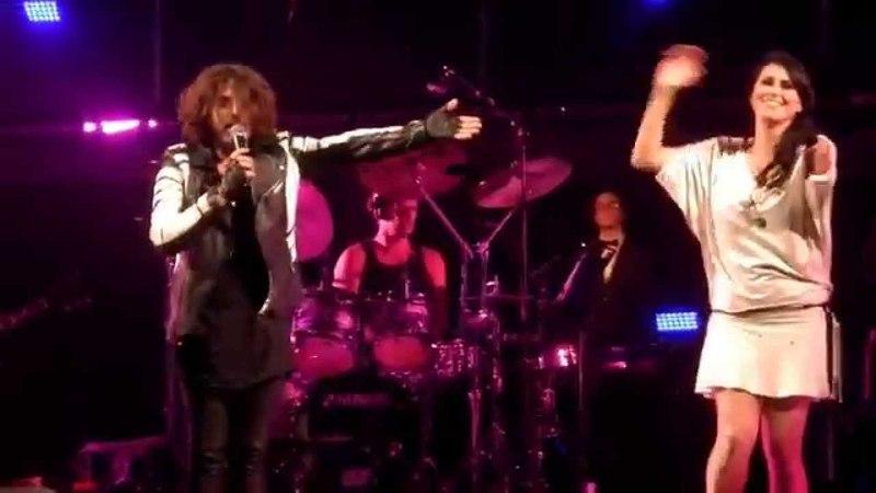 Vrienden van Amstel live - Waylon en Sharon den Adel-Viva la Vida