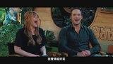 Duncan Design Bryce Dallas Howard, Chris Pratt, Jeff Goldblum Talk Jurassic World Fallen Kingdom
