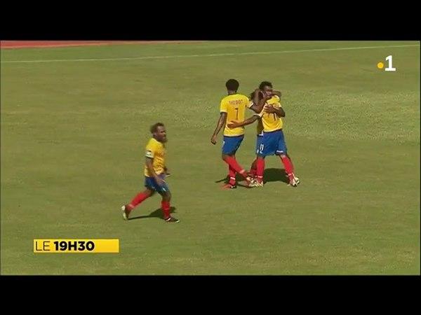 New Caledonia. Superleague. 2018 year, day 1. Thio Sport - Lossi (1:1)