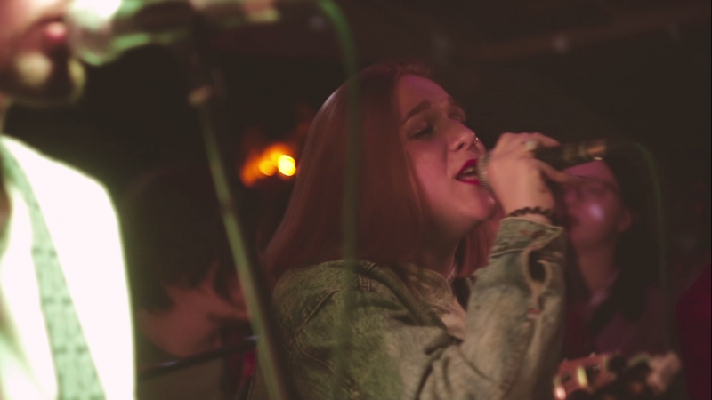 Chosen By Eywa - Возможно (МЫ cover) live @ new bar