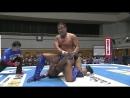 Manabu Nakanishi vs. Yuji Nagata (NJPW - Road To Power Struggle 2017 - Day 3)