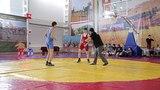Открытый республиканский турнир по греко-римской борьбе.