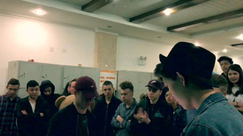 Sushe Battle |7| MC Мовный VS RoofDown