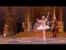 Ольга Смирнова в балете Спящая красавица VK урокиХореографии