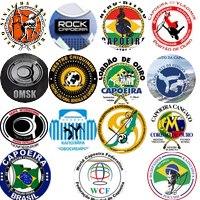 Логотип Capoeira da Siberia (Закрытая группа)