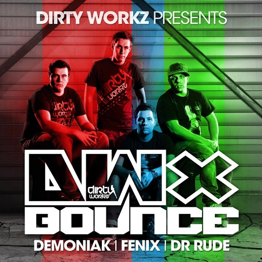FeniX альбом Dirty Workz pres. DWX Bounce