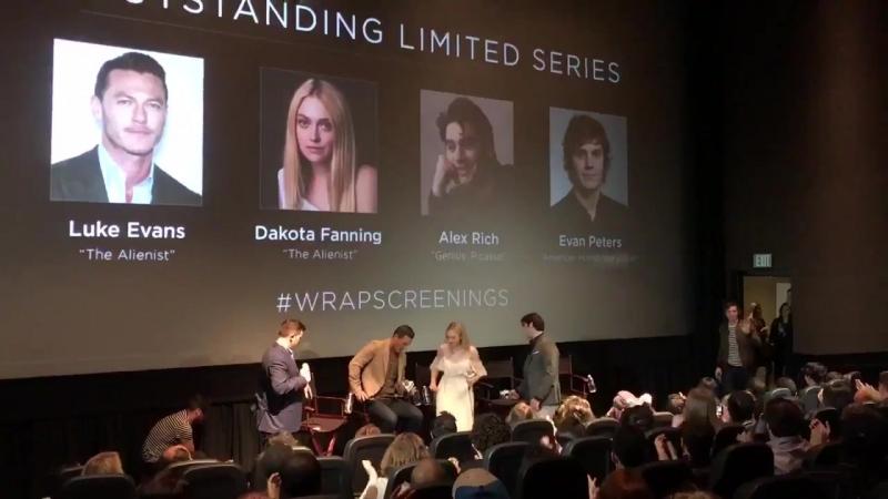 22.05.2018 The Wrap Emmy Screening