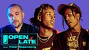 A$AP Rocky and Rich The Kid join Peter Rosenberg for debut episode of Open Late