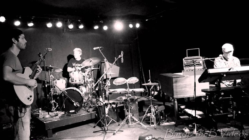 Ike Stubblefield, Jeff Sipe Mike Seal @ Asheville Music Hall - Asheville, NC 8-15-14