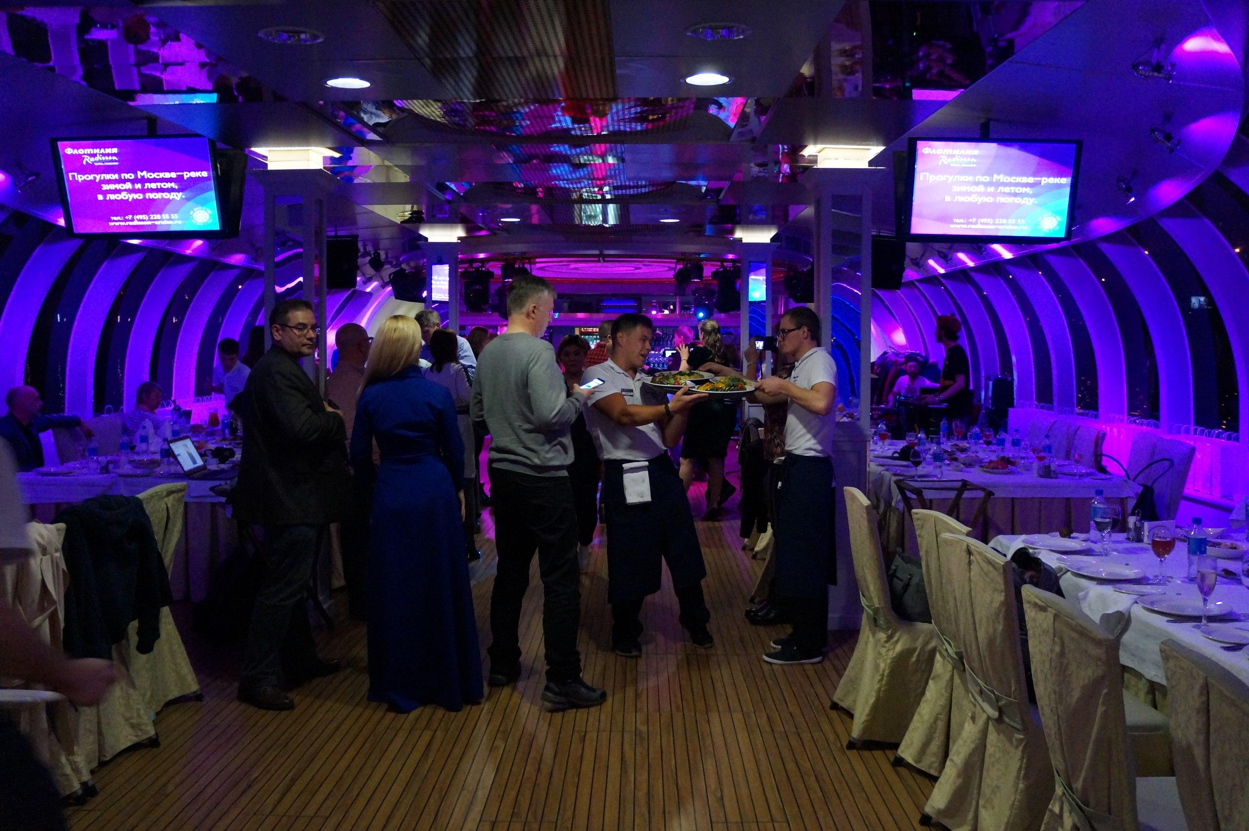 Что делают блогеры на корабле?