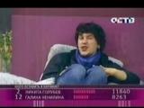 Реалити-шоу ГОЛОД, на ТНТ,песня никиты о шуре