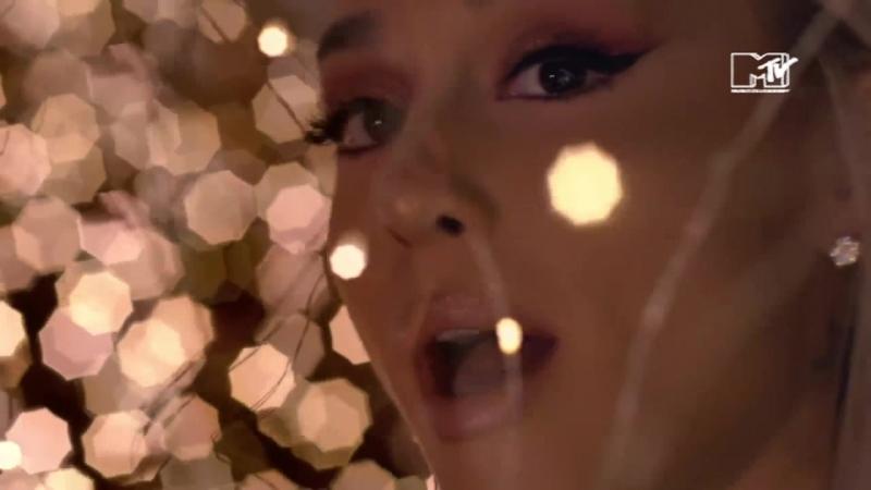 ARIANA GRANDE - No Tears Left To Cry(MTV NEO)