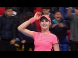 Genie Bouchard vs Ana Bogdan 7-5 7-5 #WTA #TaiwanOpen #R2