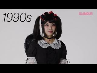 100 Years of Japanese Fashion