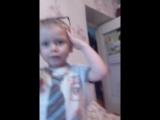 Егора показывает нинзя