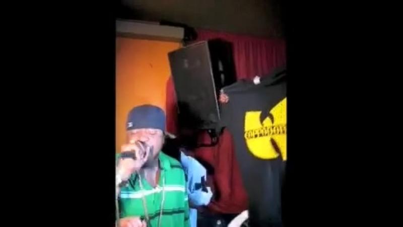 [v-s.mobi]CAPPADONNA of WU-TANG w MR. KEES ON THE SOUND- LIVE @ DETROIT BAR 2008 12