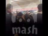 Очередная поломка поезда «Москва» в московском метро