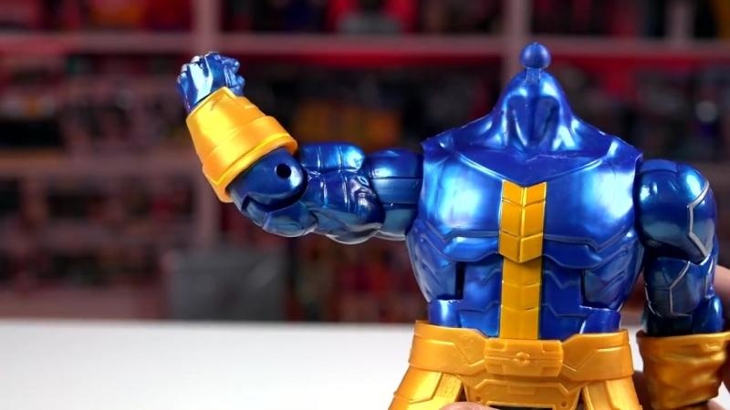 [ВСЯКАЯ ВСЯЧИНА] ЭКСКЛЮЗИВНЫЙ ТАНОС от Marvel Legends!