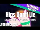 Just Dance 2017 | Hips Don't Lie - Shakira Ft. Wyclef Jean | Sumo Version [60FPS]